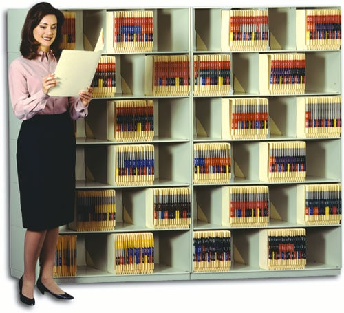 Open Shelf Filing System Solutions For Businesses