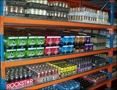 Food And Beverage Storage and Rack Solutions