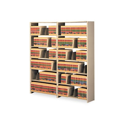 x ray shelving