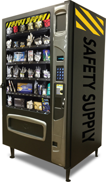 Safety Supply Vending Machine Srs I Com