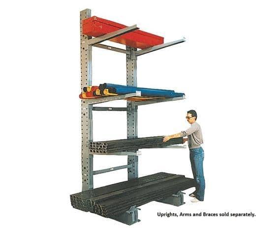High Capacity Cantilever Racks