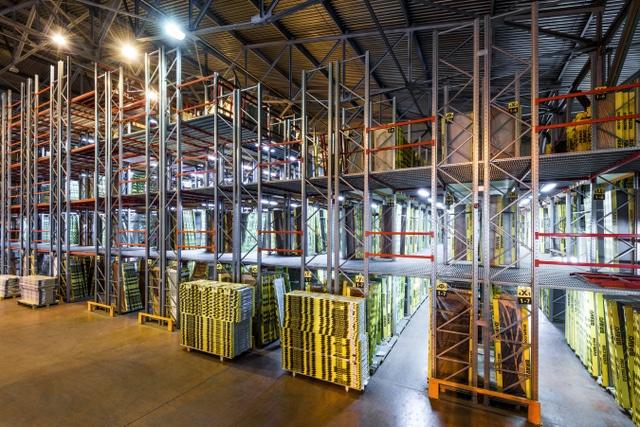 Mezzanines and Equipment Platforms
