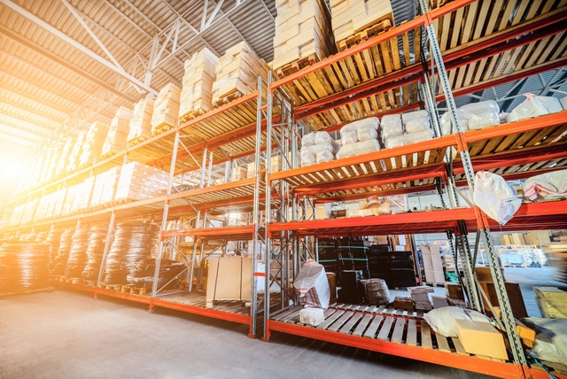 Used Warehouse Shelving Systems