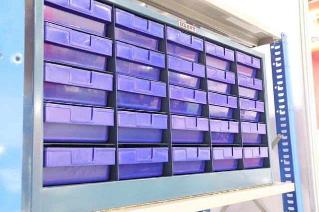 Vertical Storage Rack Systems