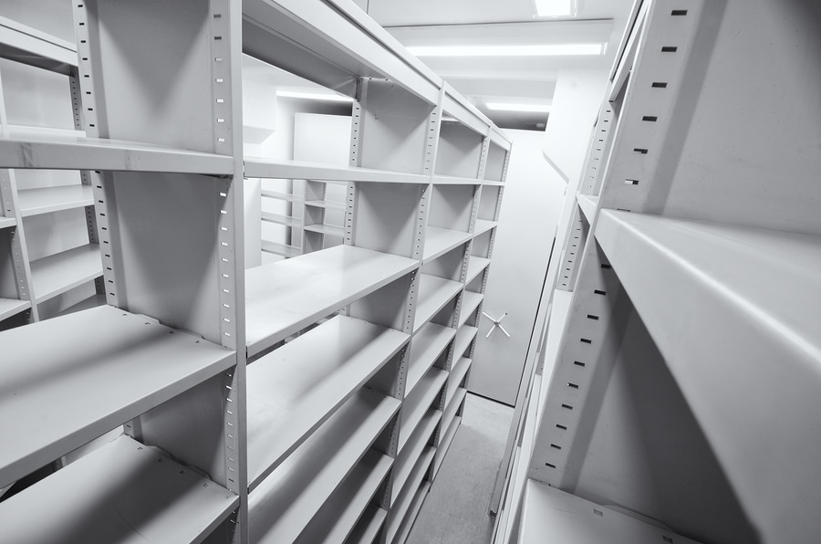 heavy duty sheet metal storage racks