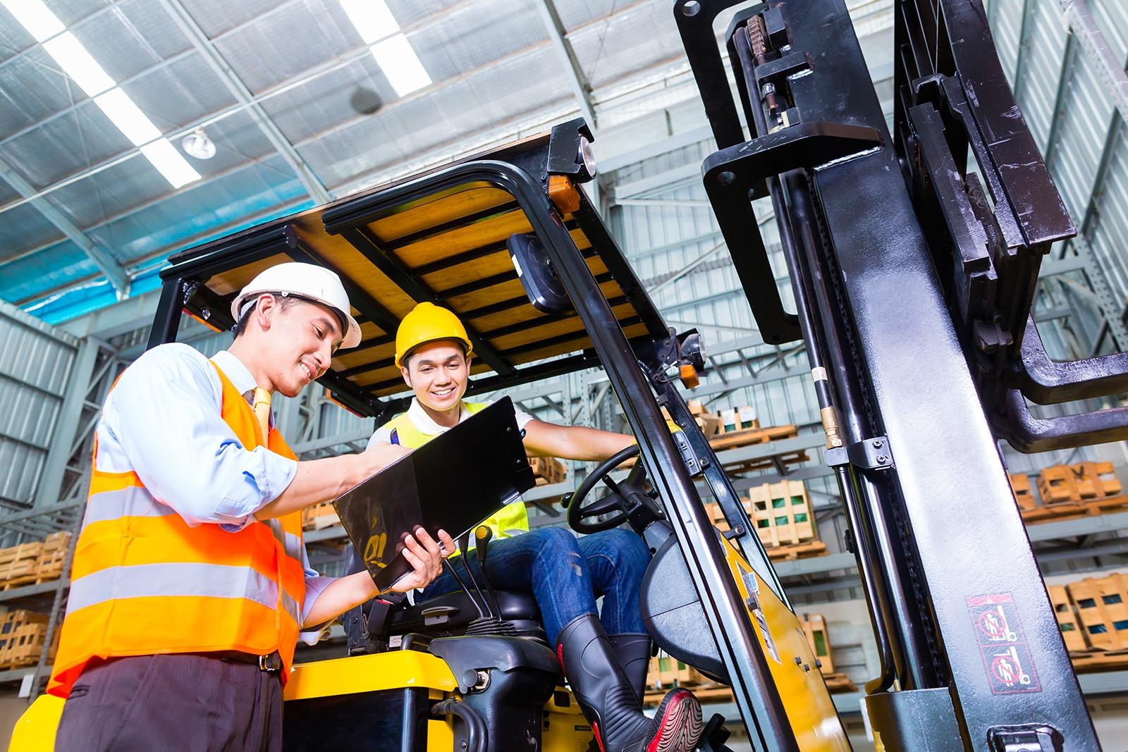 Build A Forklift