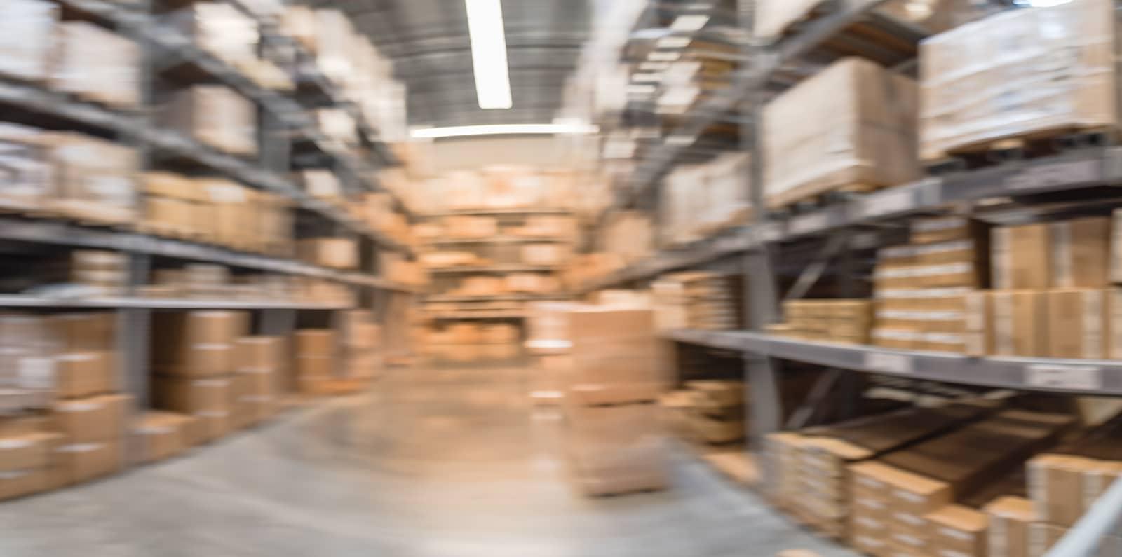 Cantilevered Storage Rack Safety