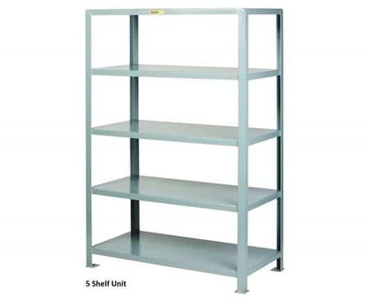 metal shelving for warehouse