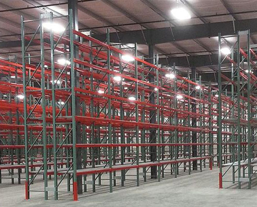 pallet rack safety systems