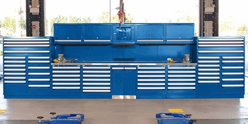 modular steel drawer cabinet