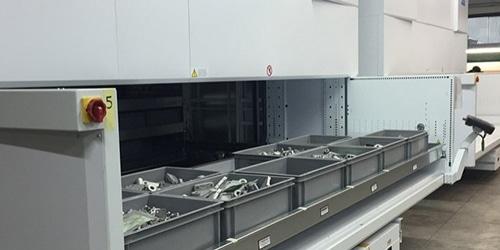 vertical lift modules vlms