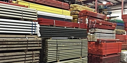 pallet rack shelving for sale
