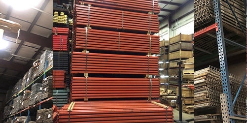 used pallet racking for sale near me