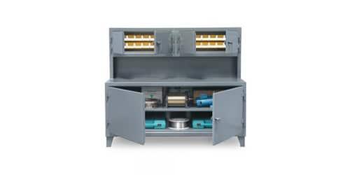 Bench Storage Cabinet