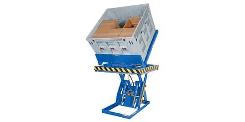 used scissor lift table