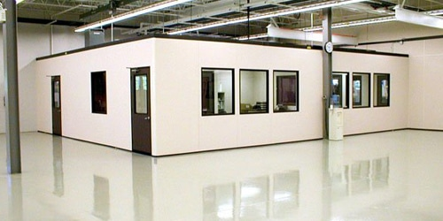 Modular in Plant Office Used