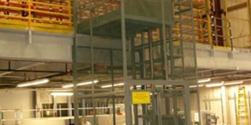 vertical reciprocating conveyor cost