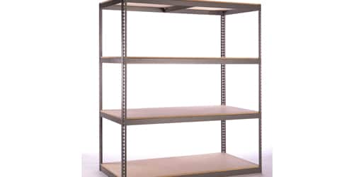 bulk storage rack shelving