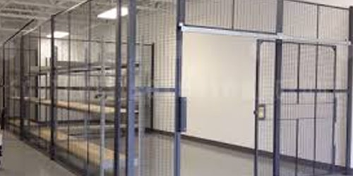 wire partition cages