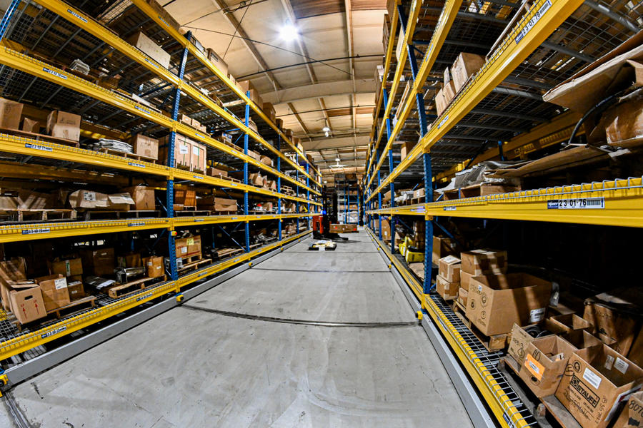 Benefits of Mobile Racking Systems