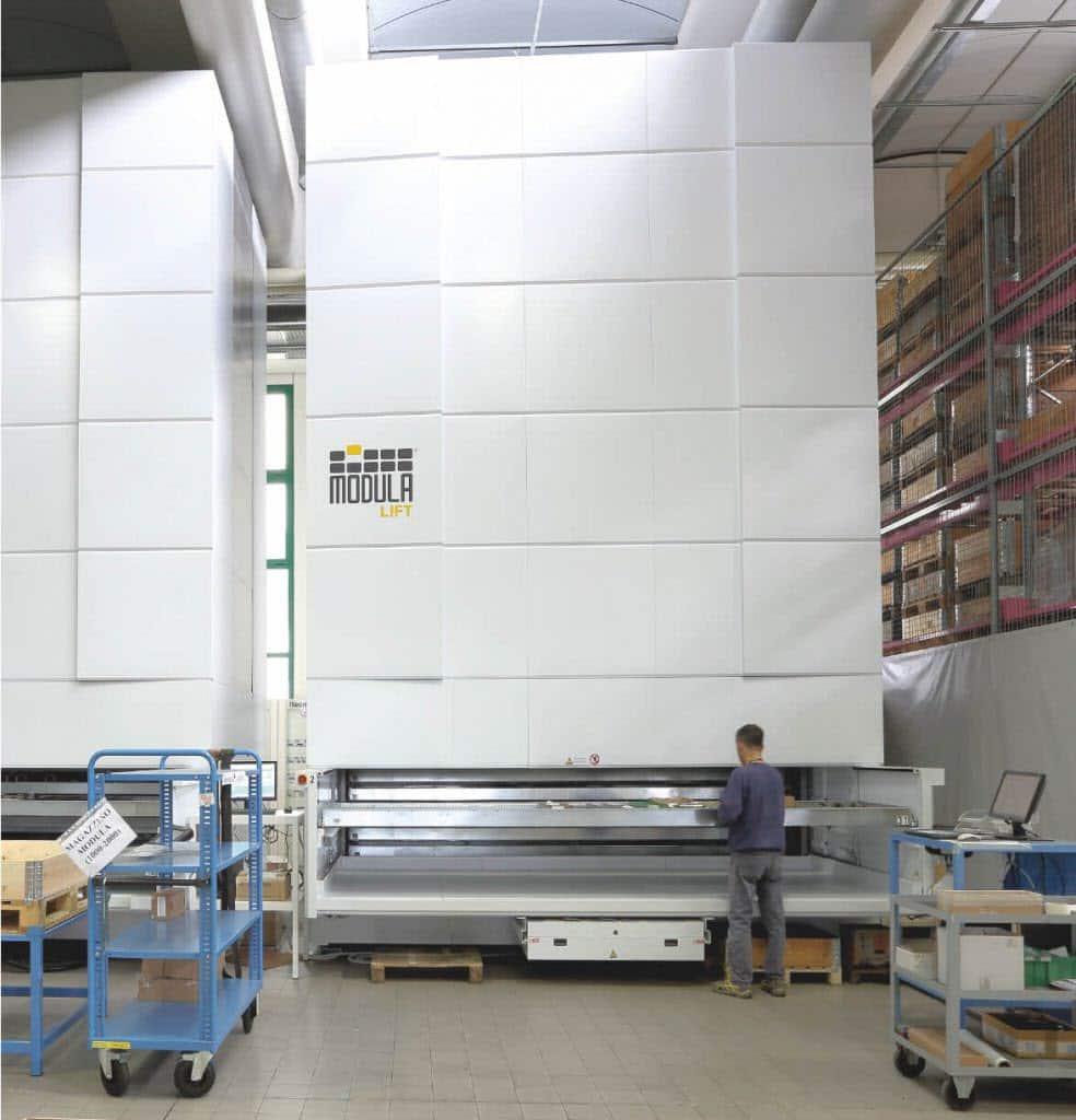 Vertical Modula Lift