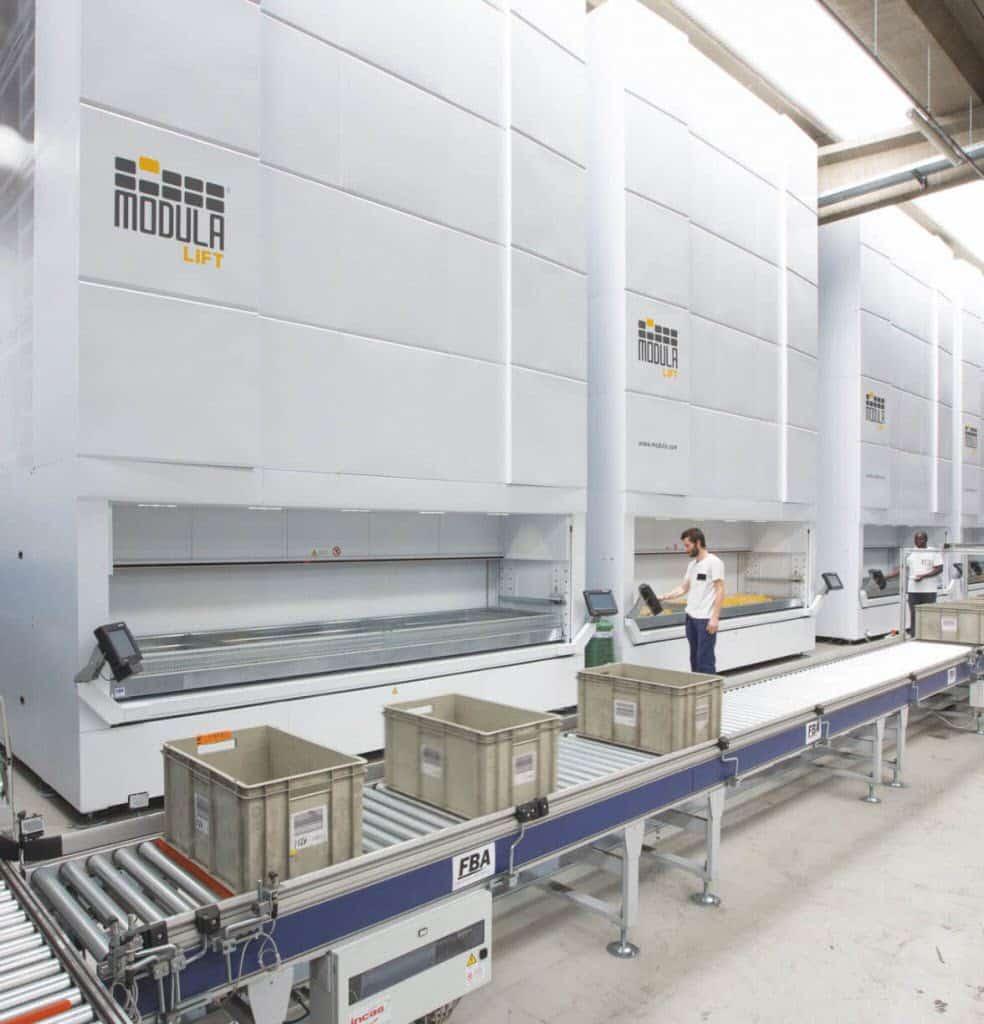 Modula Warehouse Management System